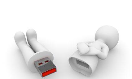 Une mini clé USB, un bon support de stockage pour tout type de fichiers !