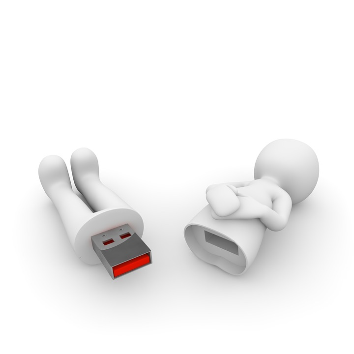 Une mini clé USB, un bon support de stockage pour tout type de fichiers