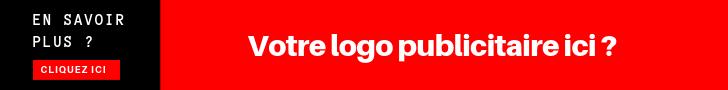 Votre logo publicitaire ici ?
