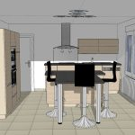 Sketchup_dessin_de_Cuisine-2_3D