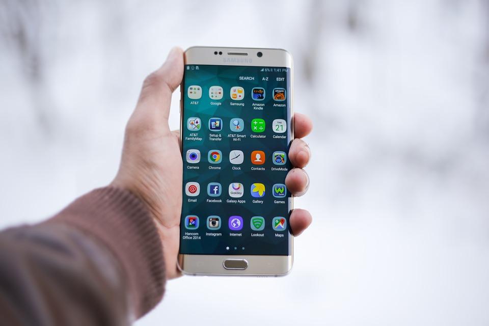 Chargeur à induction pour le Smamsung Galaxy S9